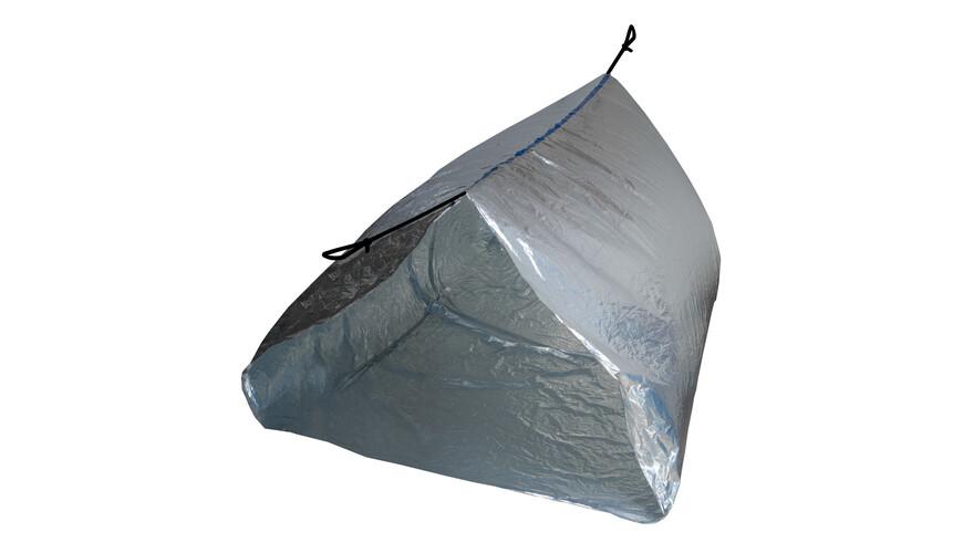 LACD Emergency tent grijs